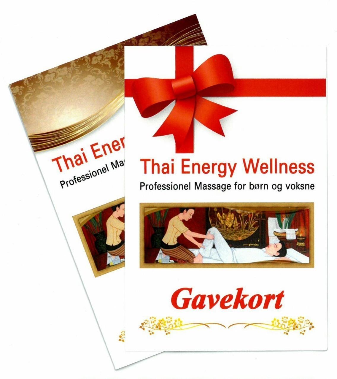gavekort til wellness